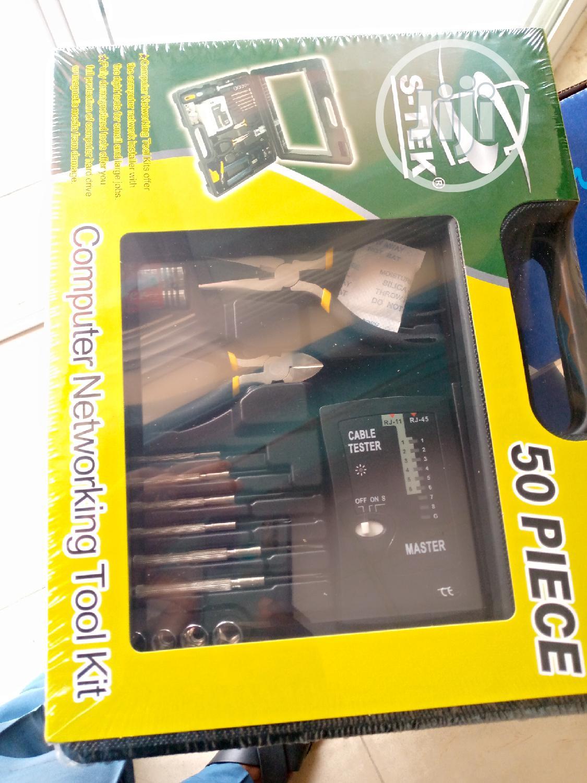 S-Tek Computer Networking Tool Kit