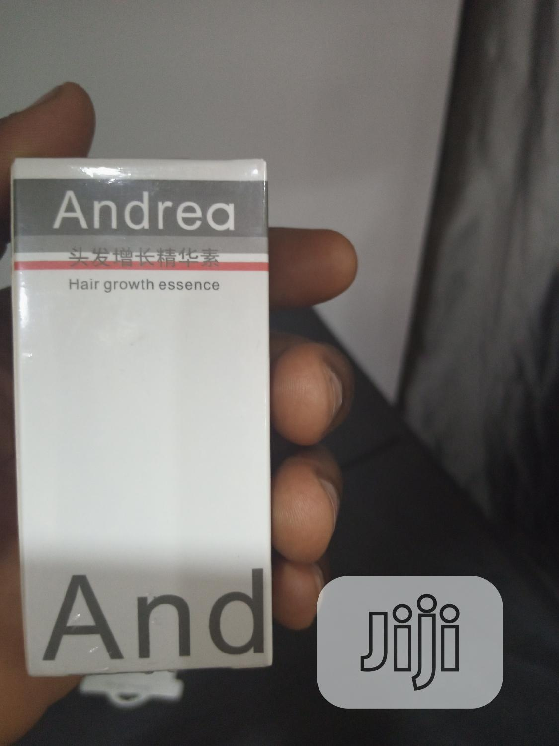 Andrea Oil for Hair and Beard Growth | Hair Beauty for sale in Ikeja, Lagos State, Nigeria