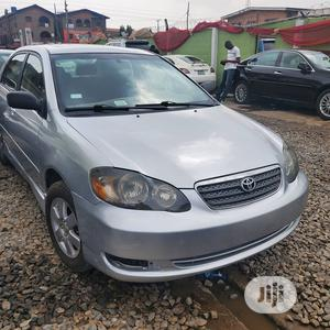 Toyota Corolla 2006 1.4 D-4d Silver | Cars for sale in Lagos State, Agege