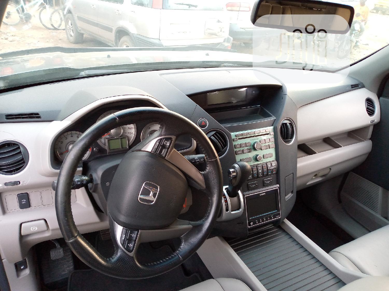 Honda Pilot 2011 Gray | Cars for sale in Abule Egba, Lagos State, Nigeria