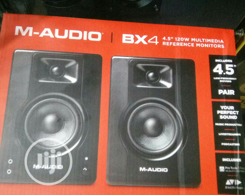 Archive: M Audio Monitor Speaker