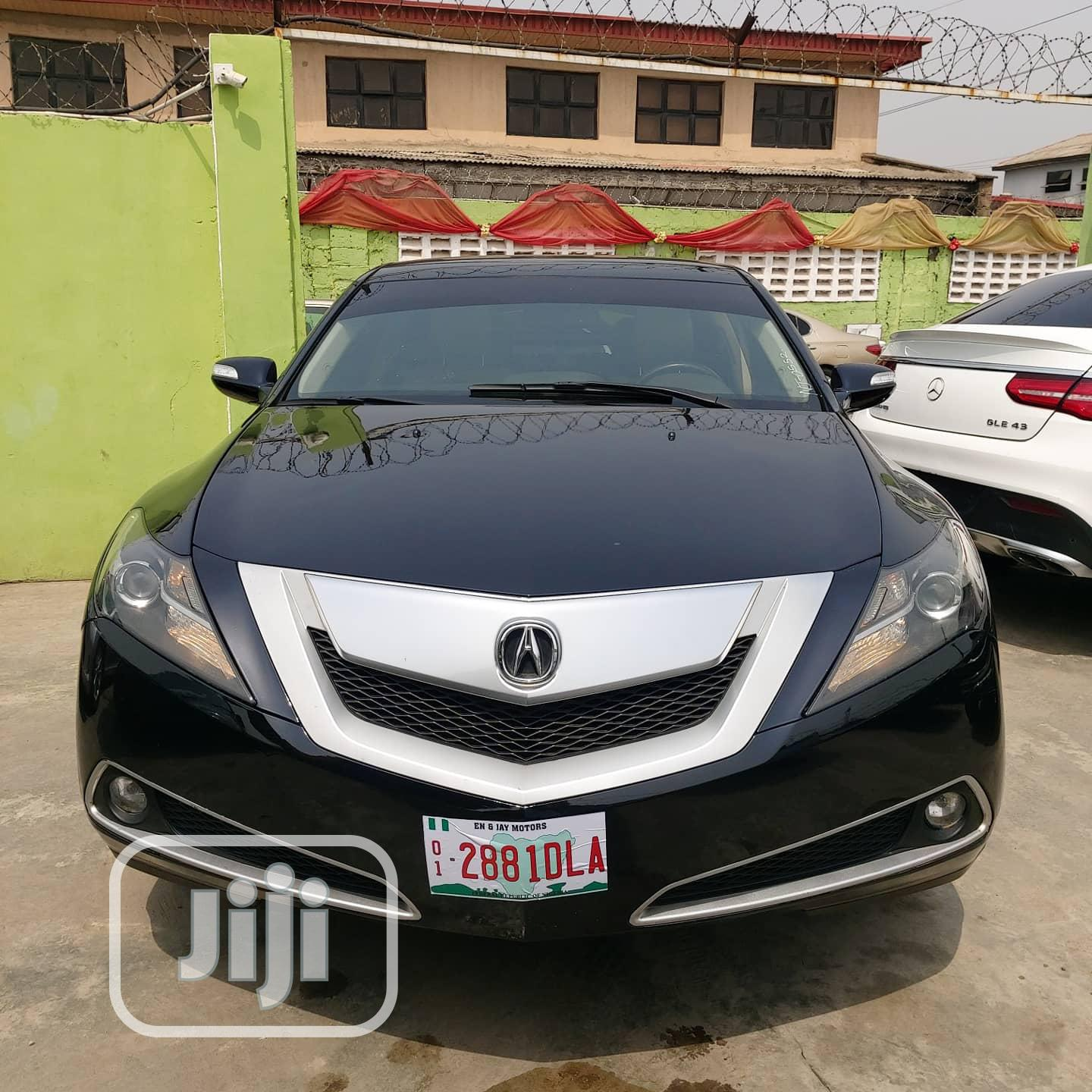 Acura Zdx 2011 Base Awd Black In Agege Cars Kaywheels Autos Jiji Ng