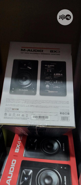 M-Audio Bx3 Monitor Speaker | Audio & Music Equipment for sale in Ogba, Lagos State, Nigeria