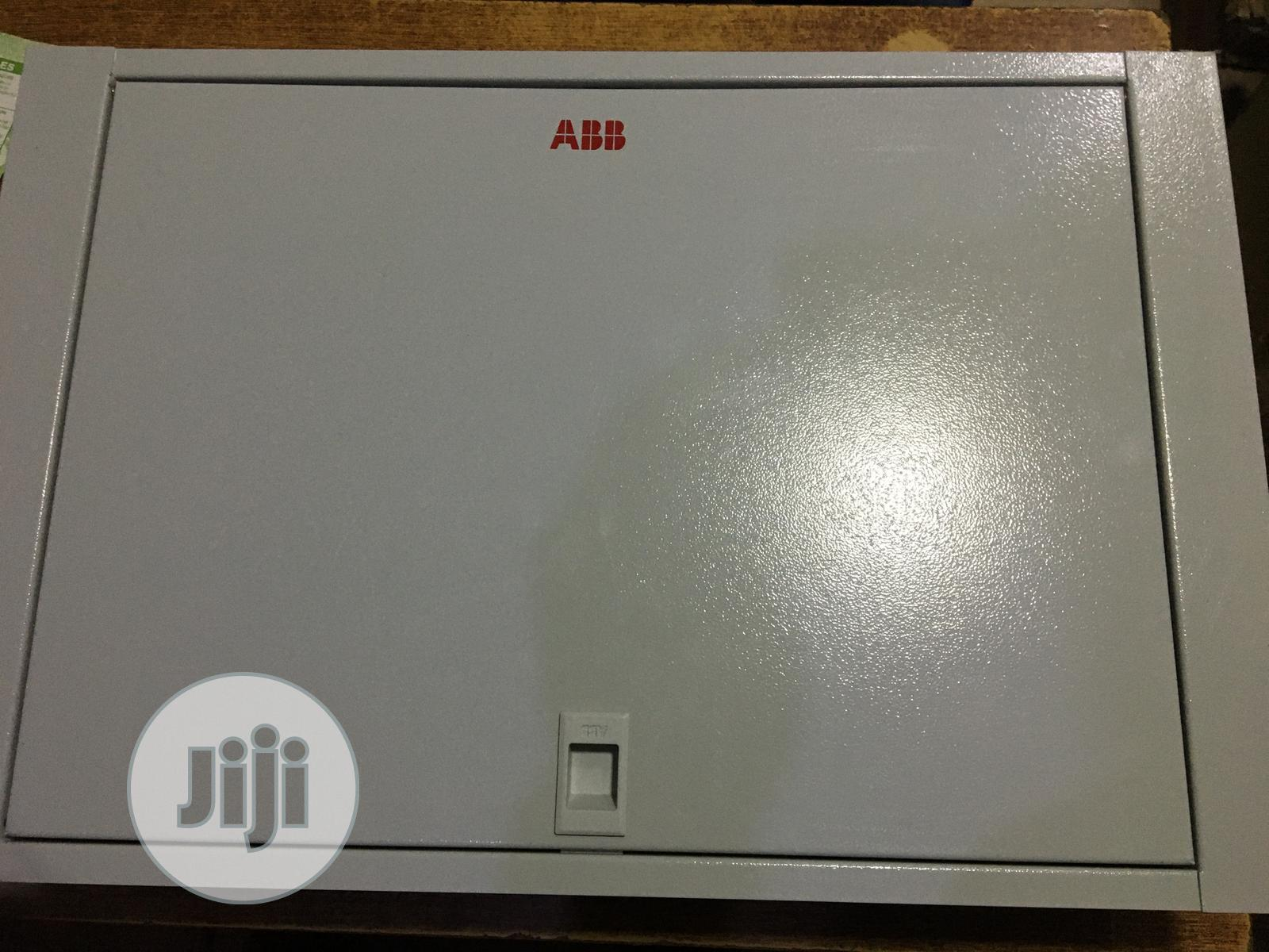 D4 3phase ABB Distribution Board