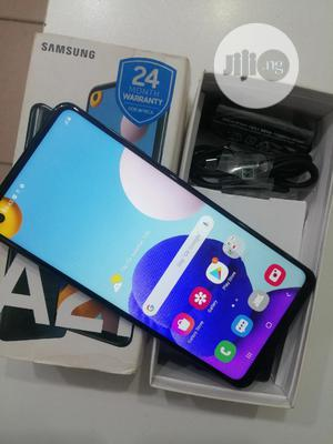 Samsung Galaxy A21s 64 GB Black | Mobile Phones for sale in Abuja (FCT) State, Wuse 2