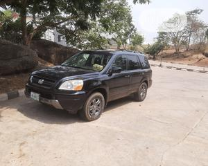Honda Pilot 2005 EX-L 4x4 (3.5L 6cyl 5A) Black   Cars for sale in Ogun State, Abeokuta South