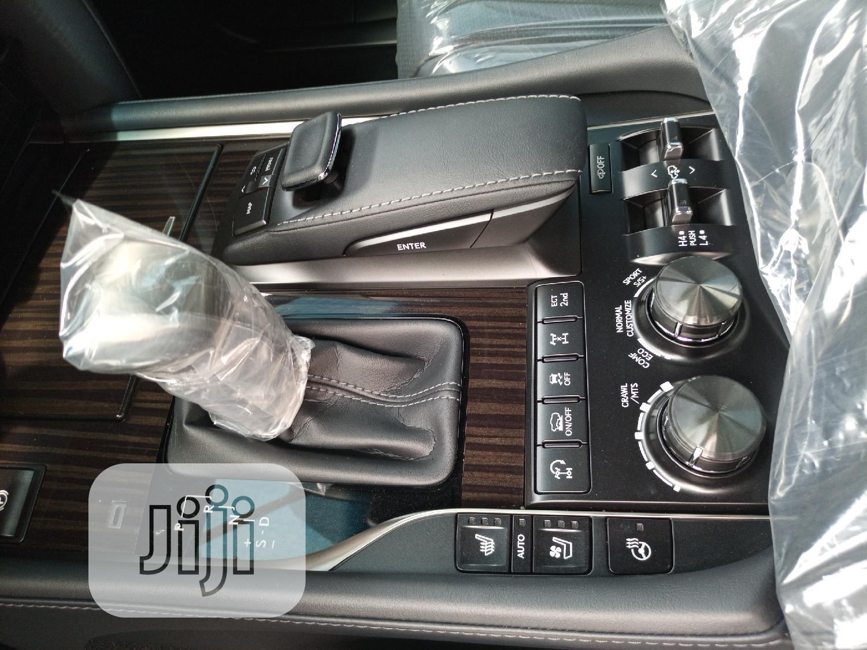 Lexus LX 2020 570 Three-Row Black | Cars for sale in Kosofe, Lagos State, Nigeria