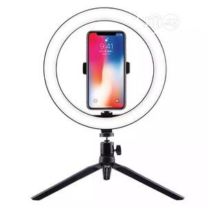 Ringlight Selfie Stick With Tripod Stand L07 | Accessories for Mobile Phones & Tablets for sale in Lagos State, Lagos Island (Eko)
