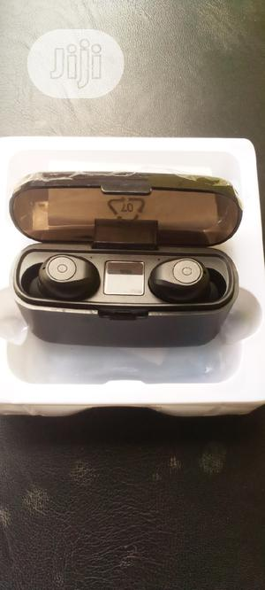 Air F9 Pro Wireless Earpiece   Accessories for Mobile Phones & Tablets for sale in Lagos State, Ikeja