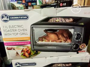 Crown Star Toaster Oven | Kitchen Appliances for sale in Lagos State, Yaba