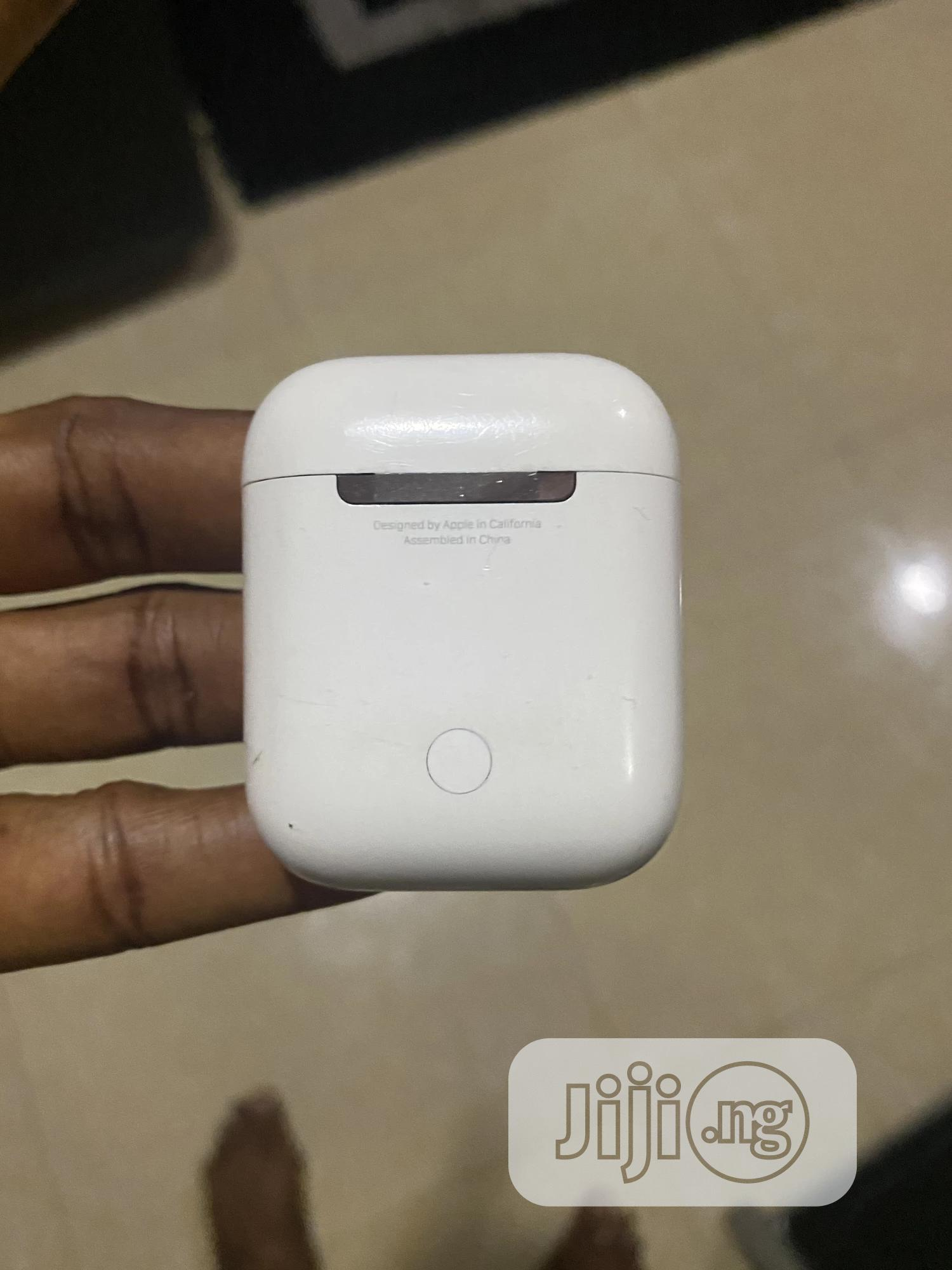 Archive: Original Clean Used Apple Airpord 1