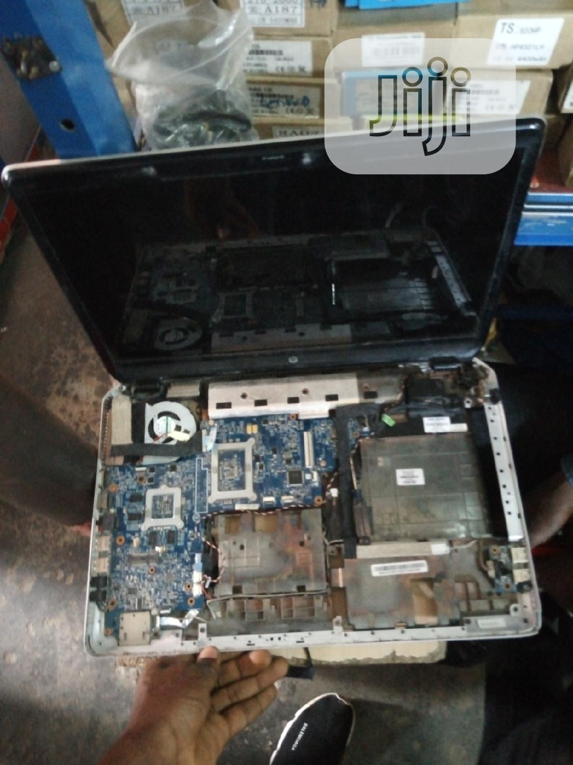 Archive: Repairs and Maintenance of Computer System.