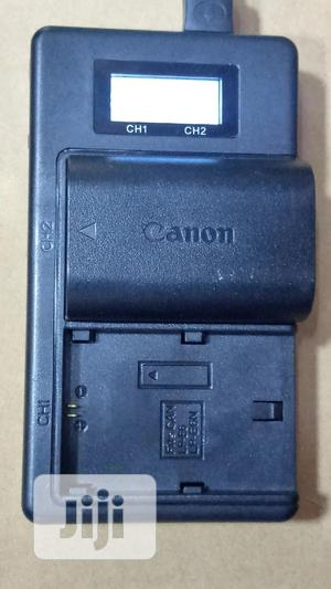 Canon E6 Fast Charger   Accessories & Supplies for Electronics for sale in Lagos State, Lagos Island (Eko)