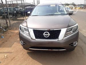 Nissan Pathfinder 2014 Gray | Cars for sale in Lagos State, Abule Egba