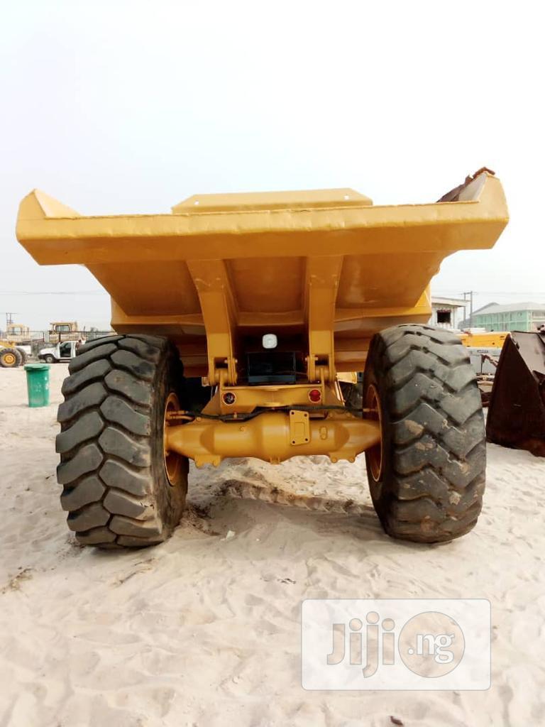 Cat D25C Dumper. | Heavy Equipment for sale in Ajah, Lagos State, Nigeria
