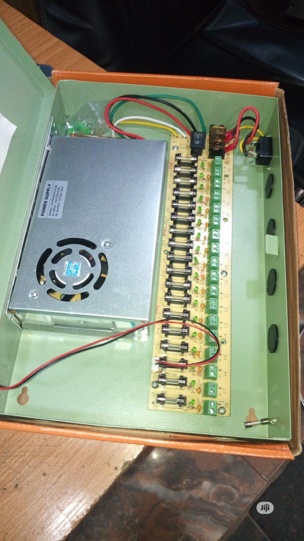 Cctv Power Supply | Security & Surveillance for sale in Lagos Island (Eko), Lagos State, Nigeria