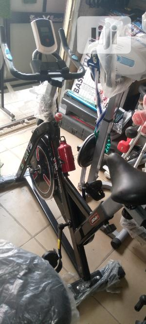 New Spinning Bike Available At Ejico Sports | Sports Equipment for sale in Rivers State, Port-Harcourt