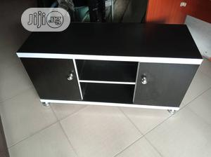 TV Stand Wooden   Furniture for sale in Lagos State, Ojo