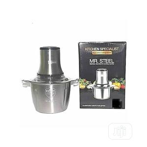 MR. STEEL Stainless Yam Pounder 3 Liters | Kitchen Appliances for sale in Lagos State, Lagos Island (Eko)