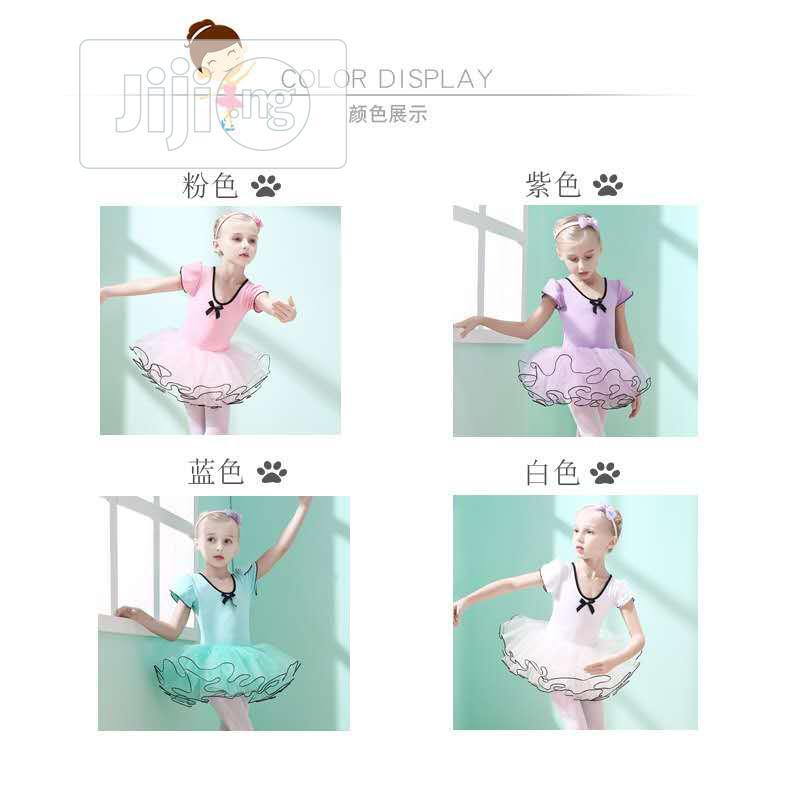 Ballet Dance Dress Gymnastics | Children's Clothing for sale in Oshodi, Lagos State, Nigeria