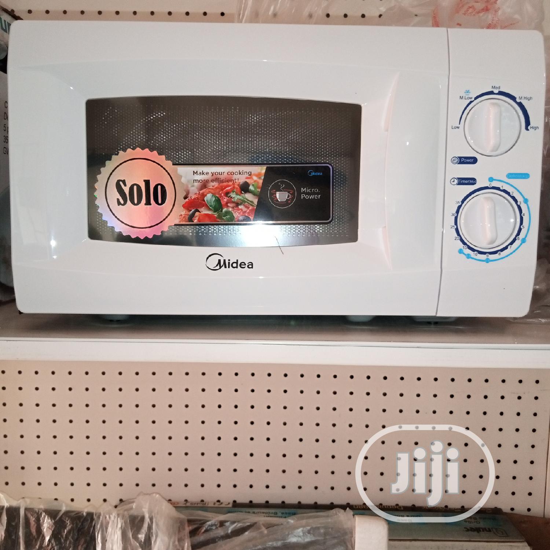 Archive: Midea 20 Litres Microwave Oven
