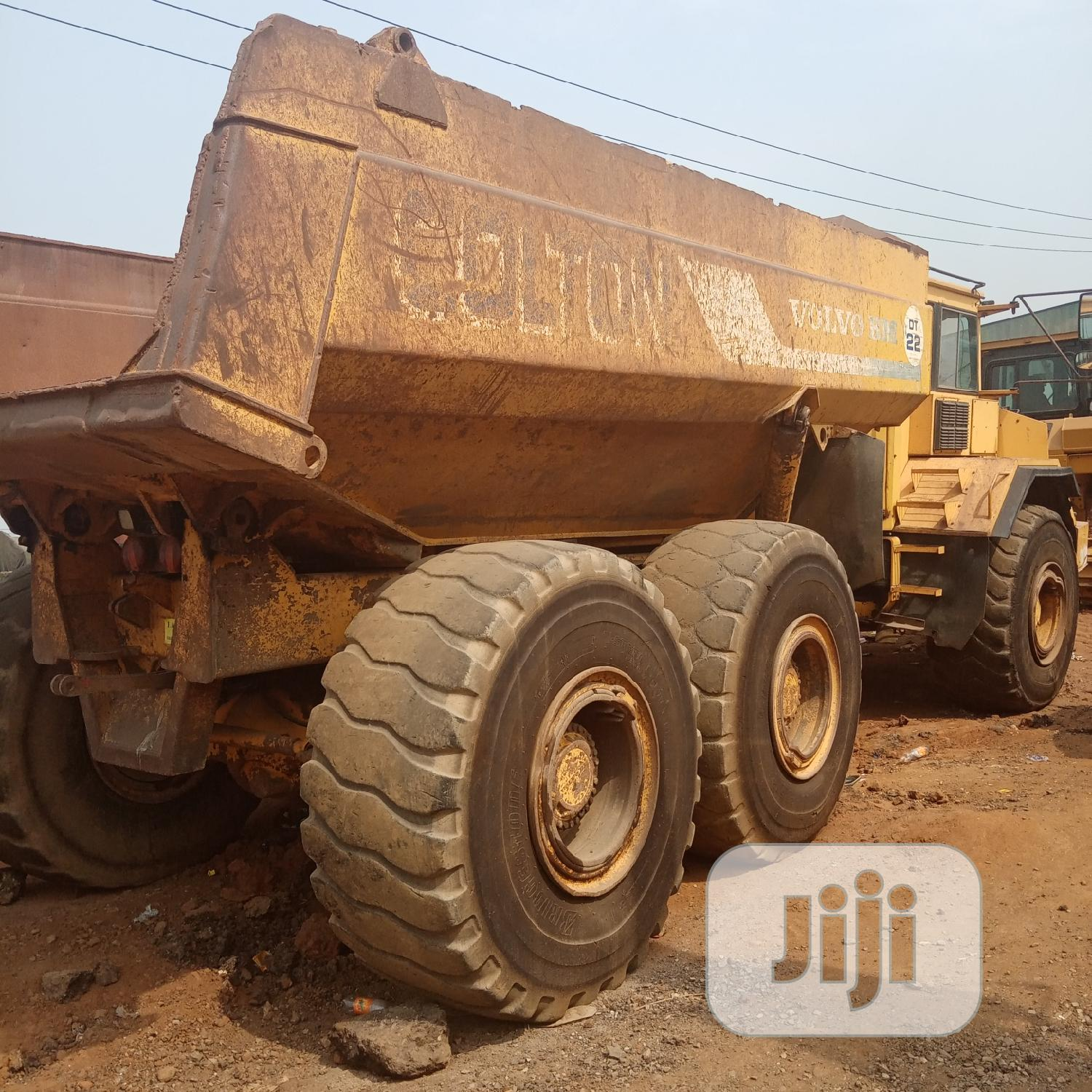 Volvo Dumper DT22 Tokunbo | Heavy Equipment for sale in Ibeju, Lagos State, Nigeria