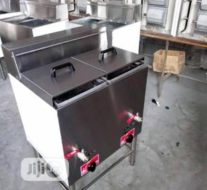 Double Pan Deep Fryer | Restaurant & Catering Equipment for sale in Lagos State, Surulere