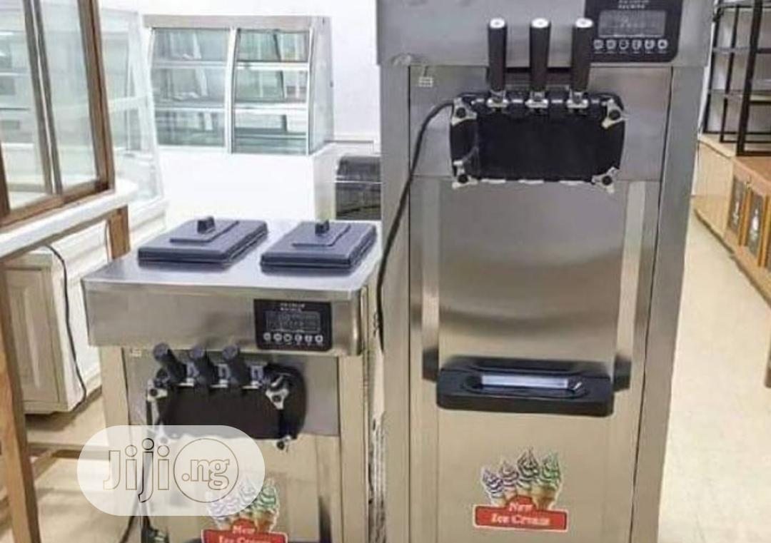 Grade a Brand New Ice Cream Machines