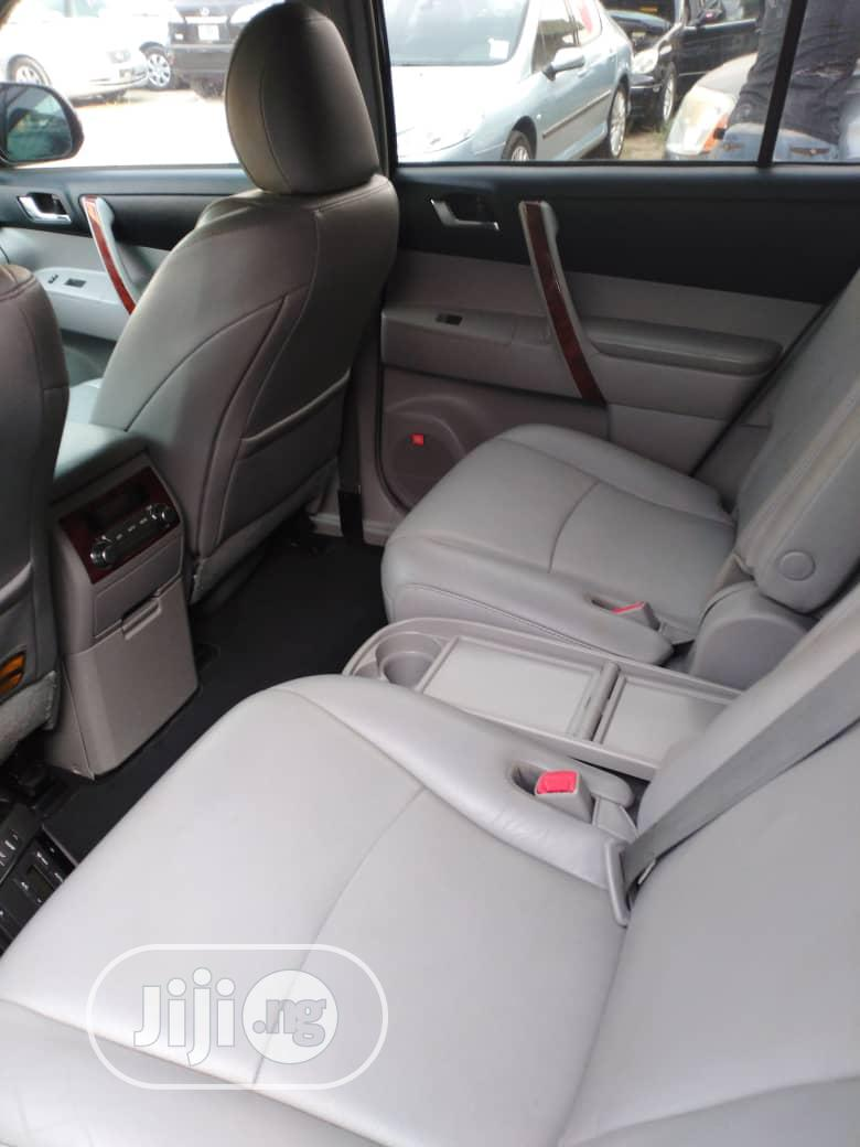 Toyota Highlander 2012 Limited Black   Cars for sale in Isolo, Lagos State, Nigeria