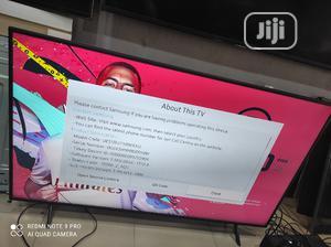 "55"" Samsung Premium UHD 4k HDR 10 SMART TV (Airplay X Alexa)   TV & DVD Equipment for sale in Lagos State, Ojo"