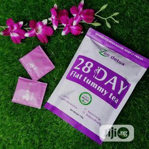 Zee Detox, Fast Action Flat Tummy Tea   Vitamins & Supplements for sale in Abuja (FCT) State, Garki 1