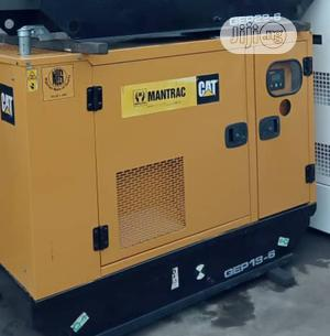 30kva Mantrac DIESEL Soundproof Generator 100%Coppa Coil   Electrical Equipment for sale in Lagos State, Lekki