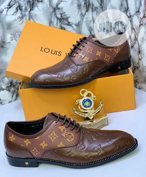Louis Vuitton Luxury Men Leather Shoes | Shoes for sale in Lagos State, Lagos Island (Eko)