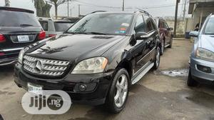 Mercedes-Benz M Class 2008 ML 350 4Matic Black   Cars for sale in Lagos State, Apapa