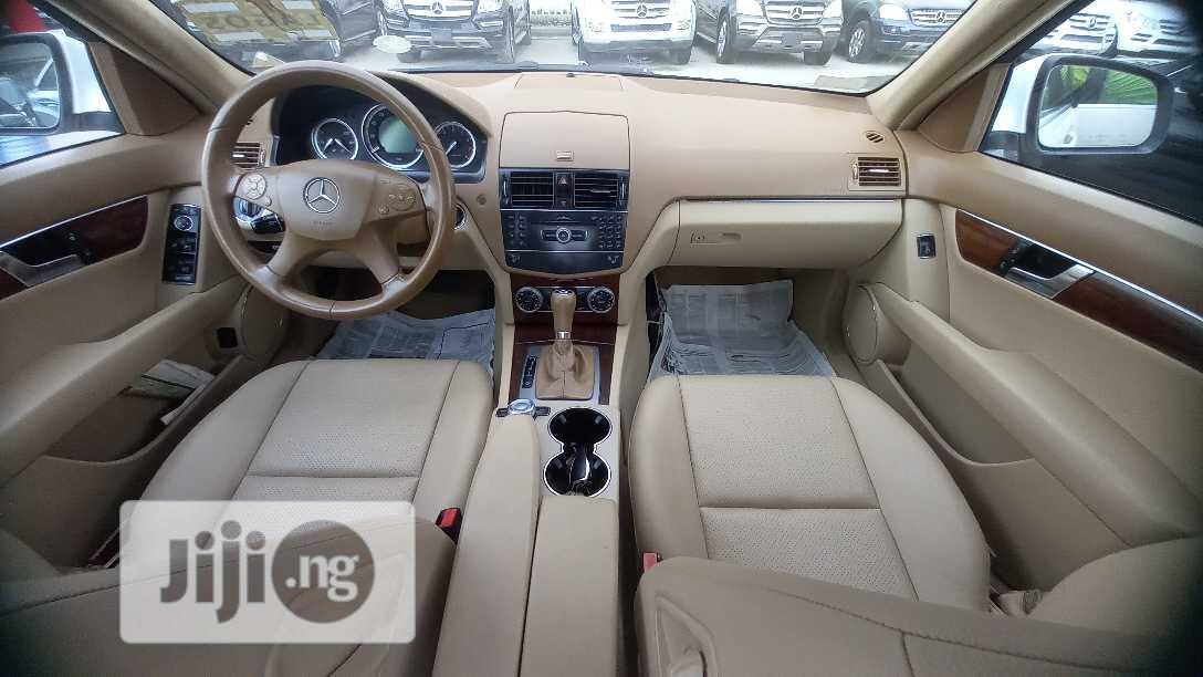 Mercedes-Benz C300 2008 White   Cars for sale in Apapa, Lagos State, Nigeria