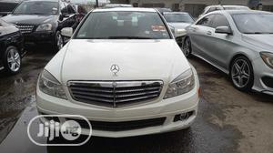 Mercedes-Benz C300 2008 White   Cars for sale in Lagos State, Apapa