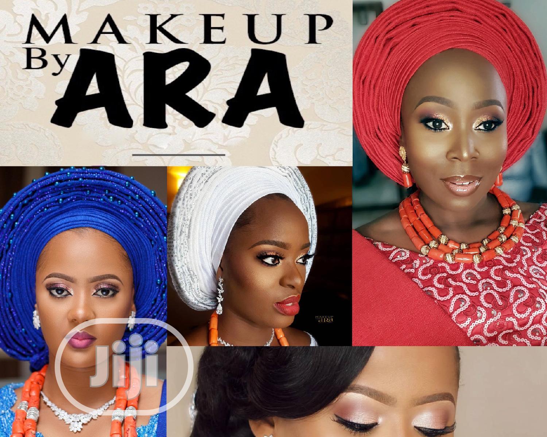 Archive: Bridal Makeup Services
