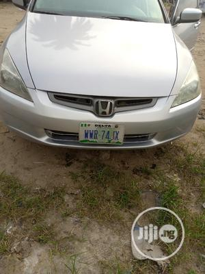 Honda Accord 2005 Coupe EX V6 Silver | Cars for sale in Rivers State, Port-Harcourt