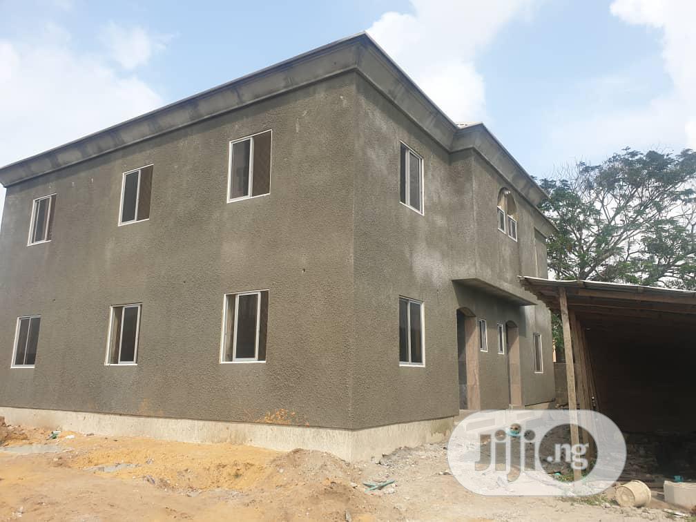 3 Bedroom Semi Detached Duplex at Colonel Estate Bogije Ajah