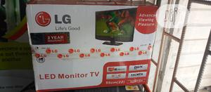 LG Monitor TV - 22mt44   TV & DVD Equipment for sale in Lagos State, Surulere