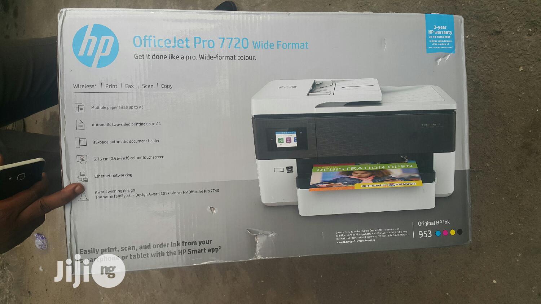 Archive: Hp A3 Printer 7720