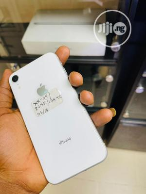 Apple iPhone XR 64 GB Gray | Mobile Phones for sale in Lagos State, Ojodu