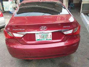 Hyundai Sonata 2013 Red | Cars for sale in Lagos State, Magodo