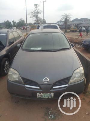 Nissan Primera 2006 Gray | Cars for sale in Lagos State, Ojo