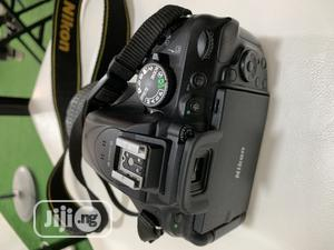 Fairly Used Nikon D5200 for Sale With Extra 50mm Lens | Photo & Video Cameras for sale in Lagos State, Ogudu