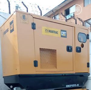40kva Mantrac Diesel Soundproof Generator   Electrical Equipment for sale in Lagos State, Lekki