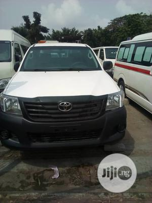 Toyota Hilux 2013 White | Cars for sale in Lagos State, Ikeja