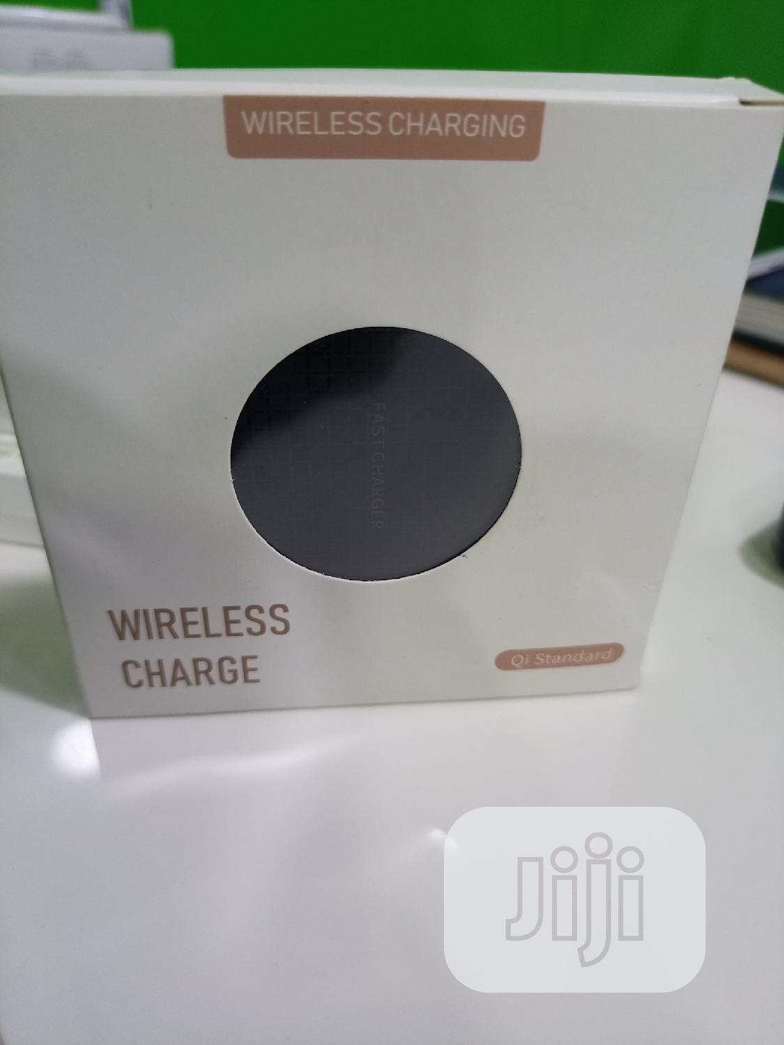 Archive: Universal Wireless Charger