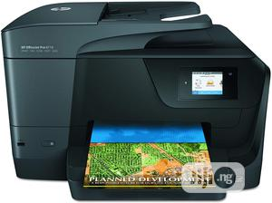 HP Officejet Pro 8710 Wireless Print Scan | Printers & Scanners for sale in Lagos State, Ikeja