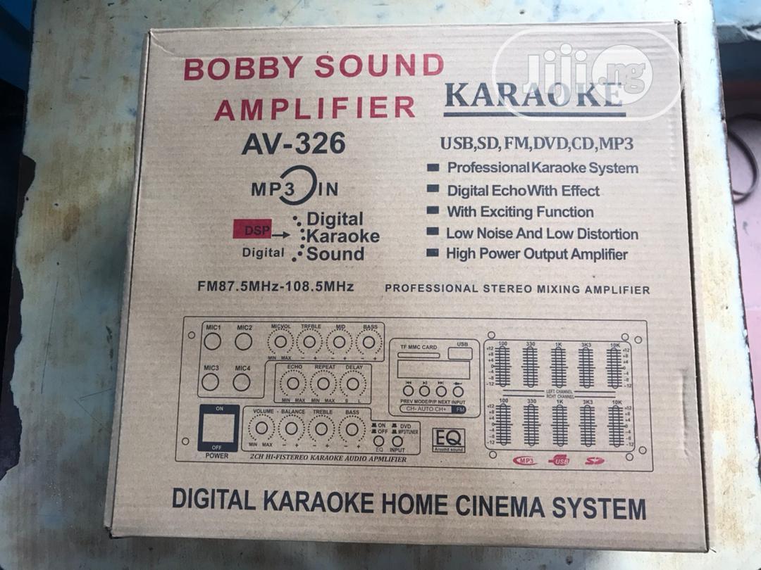 Digital Karaoke Home Amplifier | Audio & Music Equipment for sale in Mushin, Lagos State, Nigeria